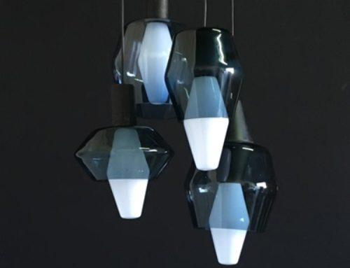 Rare chandelier – Tapio Wirkkala – Littala