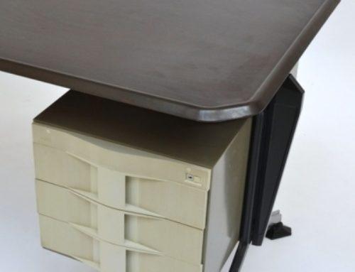 President Desk – BBPR – Olivetti